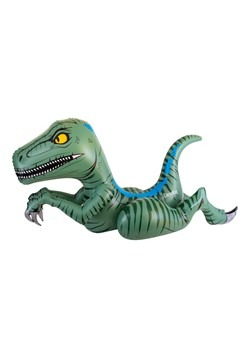 Jurassic World Blue Raptor Pool Float