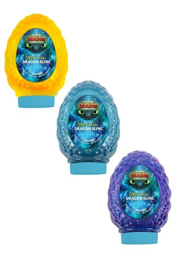 How To Train Your Draon Slime Eggs 3-Pack