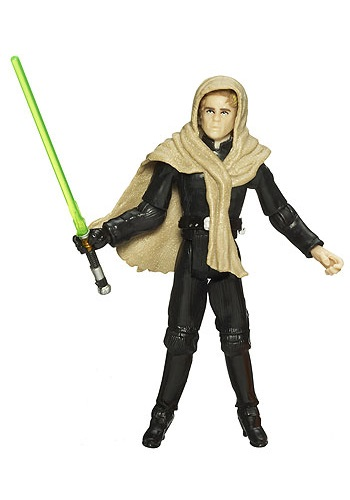 Luke Skywalker Action Figure BD No 2