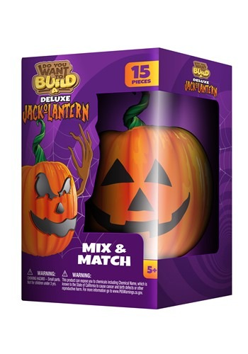 Do You Want to Build a Jack O Lantern Deluxe Kit
