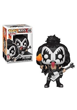 Pop! Rocks: KISS- The Demon