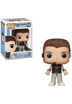 Pop! Rocks: NSYNC- JC Chasez1