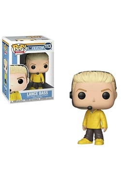 Pop! Rocks: NSYNC- Lance Bass1