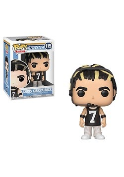 Pop! Rocks: NSYNC- Chris Kirkpatrick1