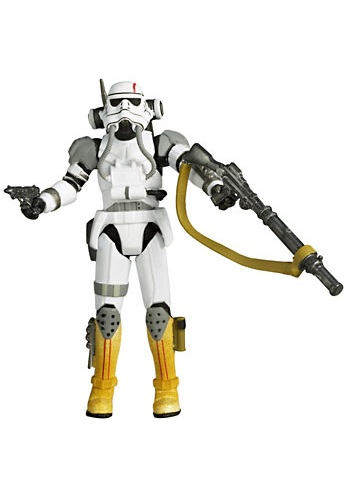 Imperial EVO Trooper Action Figure  - GH No. 4