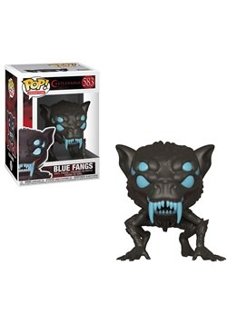 Pop! Animation: Castlevania- Blue Fangs upd