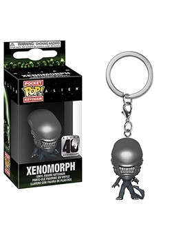 Pop! Keychain: Alien 40th- Xenomorph