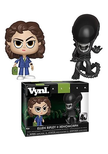 VYNL: Alien 40th- Xenomorph and Ripley