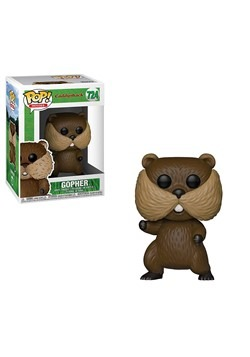 Pop! Movies: Caddyshack- Gopher