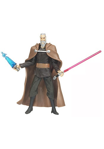 Count Dooku Clone Wars Action Figure - No. 13