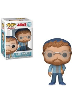 Pop! Movies: JAWS- Matt Hooper