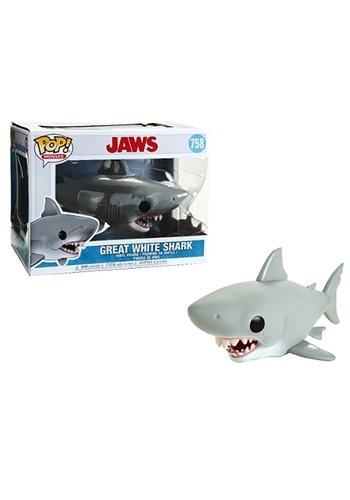 "Pop! Movies: JAWS- 6"" Jaws"