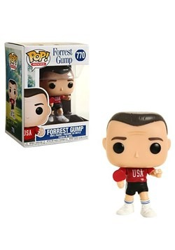 Pop! Movies: Forrest Gump- Forrest (Ping Pong Outfit)