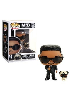 Pop! Movies: Men in Black- Agent J & Frank upd