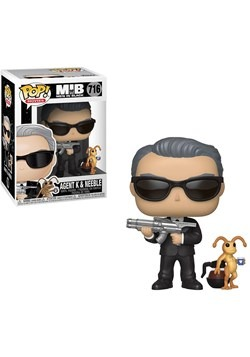 Pop! Movies: Men in Black- Agent K & Neeble upd