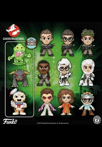 Mystery Mini: Ghostbusters- (Funko Specialty Series)