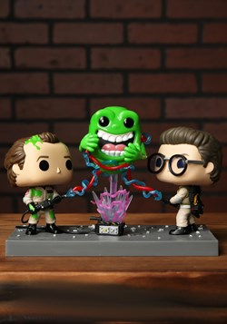POP Movie Moment Ghostbusters Banquet Room Figure