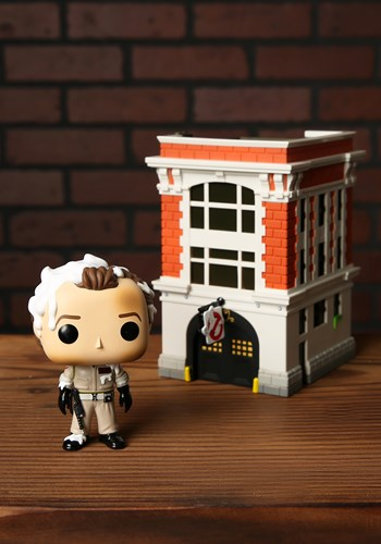 Ghostbusters Peter w House Pop Town Updated 2