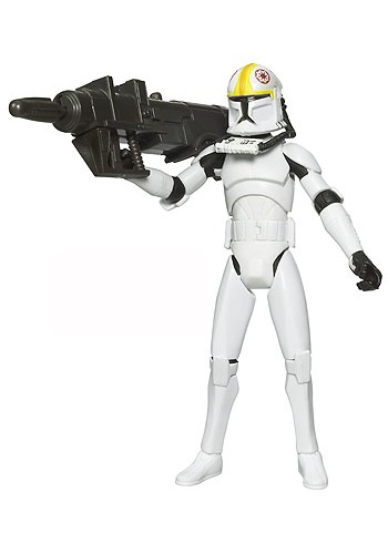 Clone Pilot Odd Ball Action Figure No 11