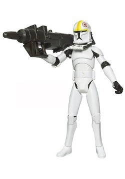 Clone Pilot Odd Ball Action Figure - No. 11