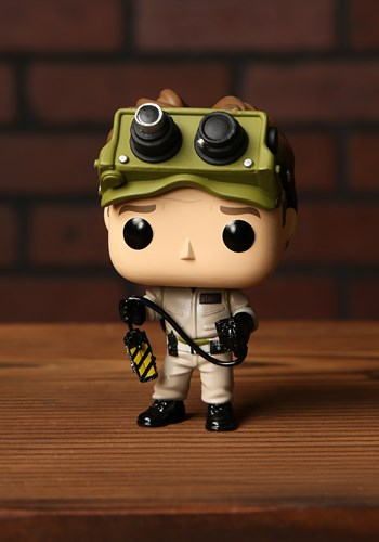 Pop Movies Ghostbusters Dr Raymond Stantz upd2