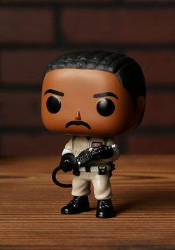 Pop! Movies: Ghostbusters- Winston Zeddemore updated 2