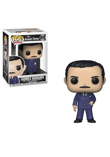 Pop TV Addams Family Gomez Figure