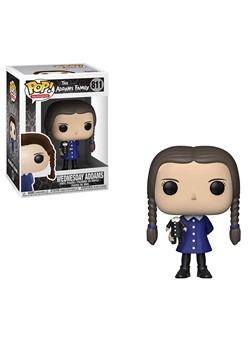 Addams Family Wednesday Pop TV Figure