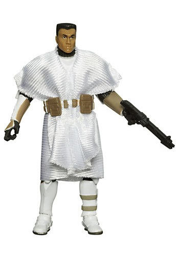 Commander Faie Action Figure - BD No. 24