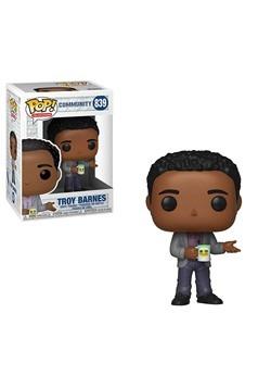 Pop! TV: Community- Troy Barnes