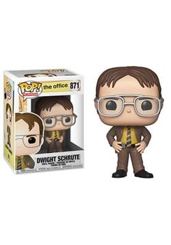 Pop TV The Office Dwight Schrute Figure