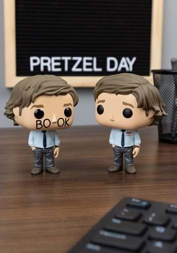 POP TV The Office Jim Halpert Figure