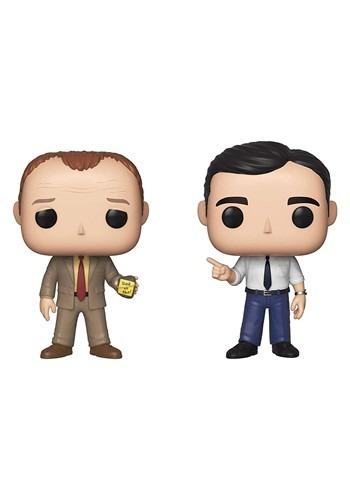 Pop! TV: The Office- Toby vs Michael 2 Pack