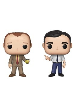 Pop! TV: The Office- Toby vs Michael 2 Pack