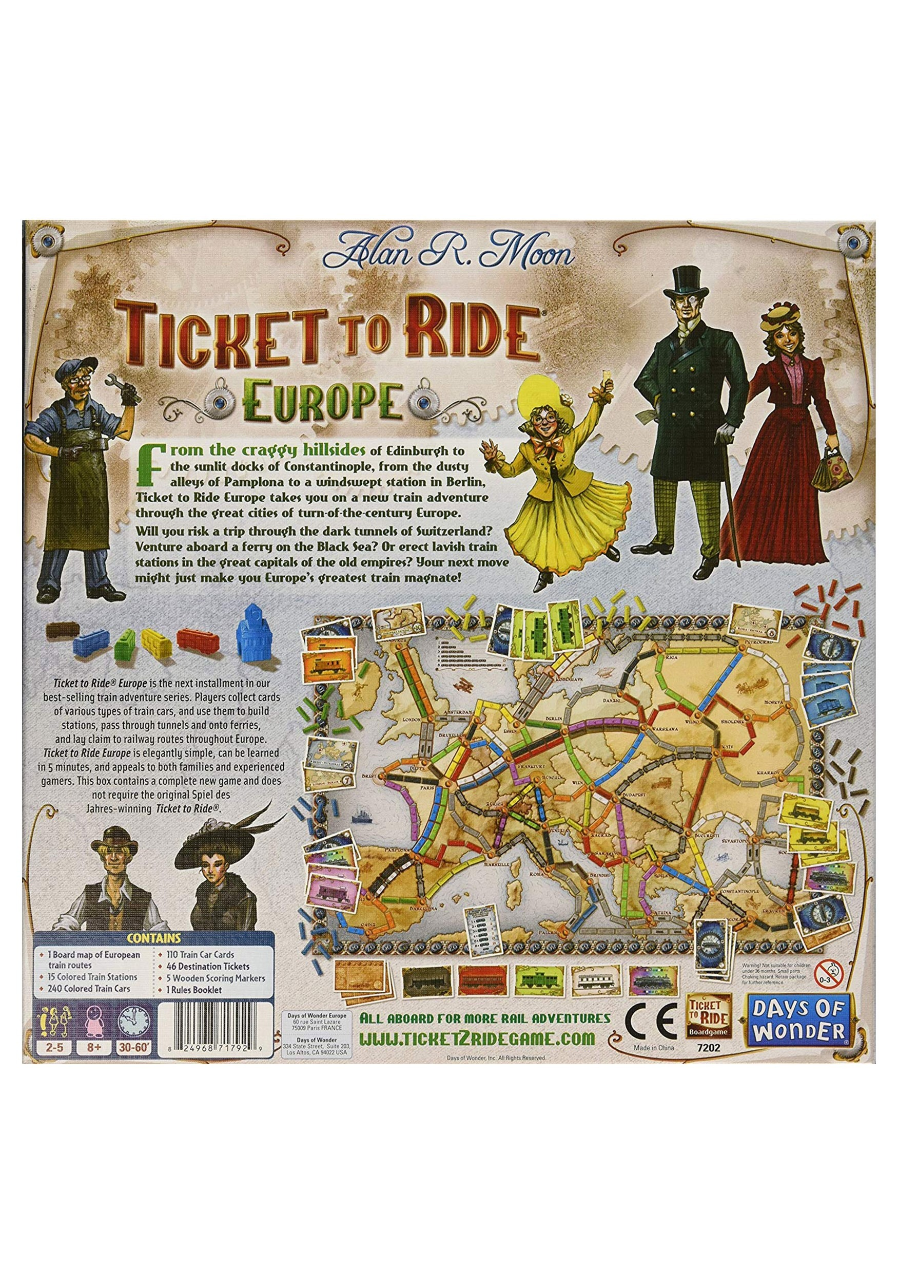 The 4 Best Ticket to Ride Board Games of 2020