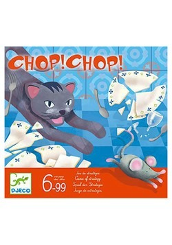 Djeco Chop! Chop! Board Game