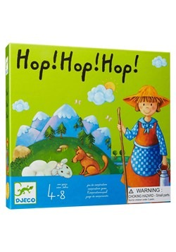 Djeco Hop! Hop! Hop! Board game