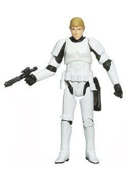 Luke Skywalker Action Figure - BD No. 30