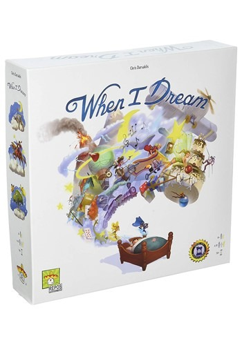 When I Dream Board Game