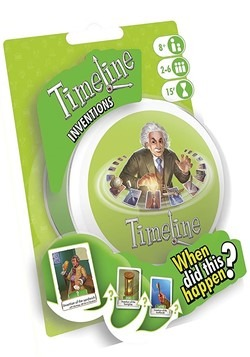 Timeline Inventions Card Game