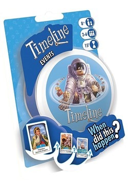 Timeline Events Card Game