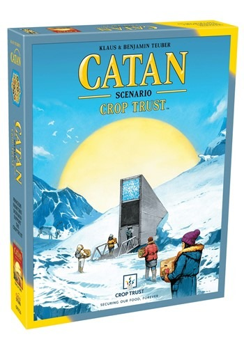 Catan: Crop Trust Board Game Expansion