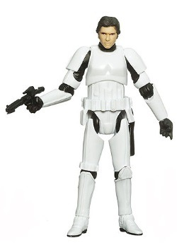 Han Solo Action Figure - BD No. 31