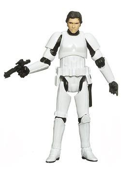 Han Solo Action Figure - BD No. 31