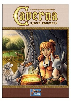 Caverna Board Game