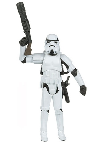 Spacetrooper Action Figure BD No 32