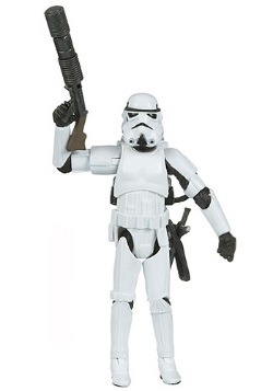 Spacetrooper Action Figure - BD No. 32