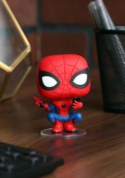 Pop Marvel SpiderMan Far From Home Spider Man upd