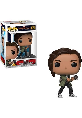 Pop! Marvel:Spider-Man: Far From Home- MJ upd