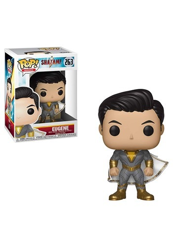 Pop! Heroes: Shazam- Eugene